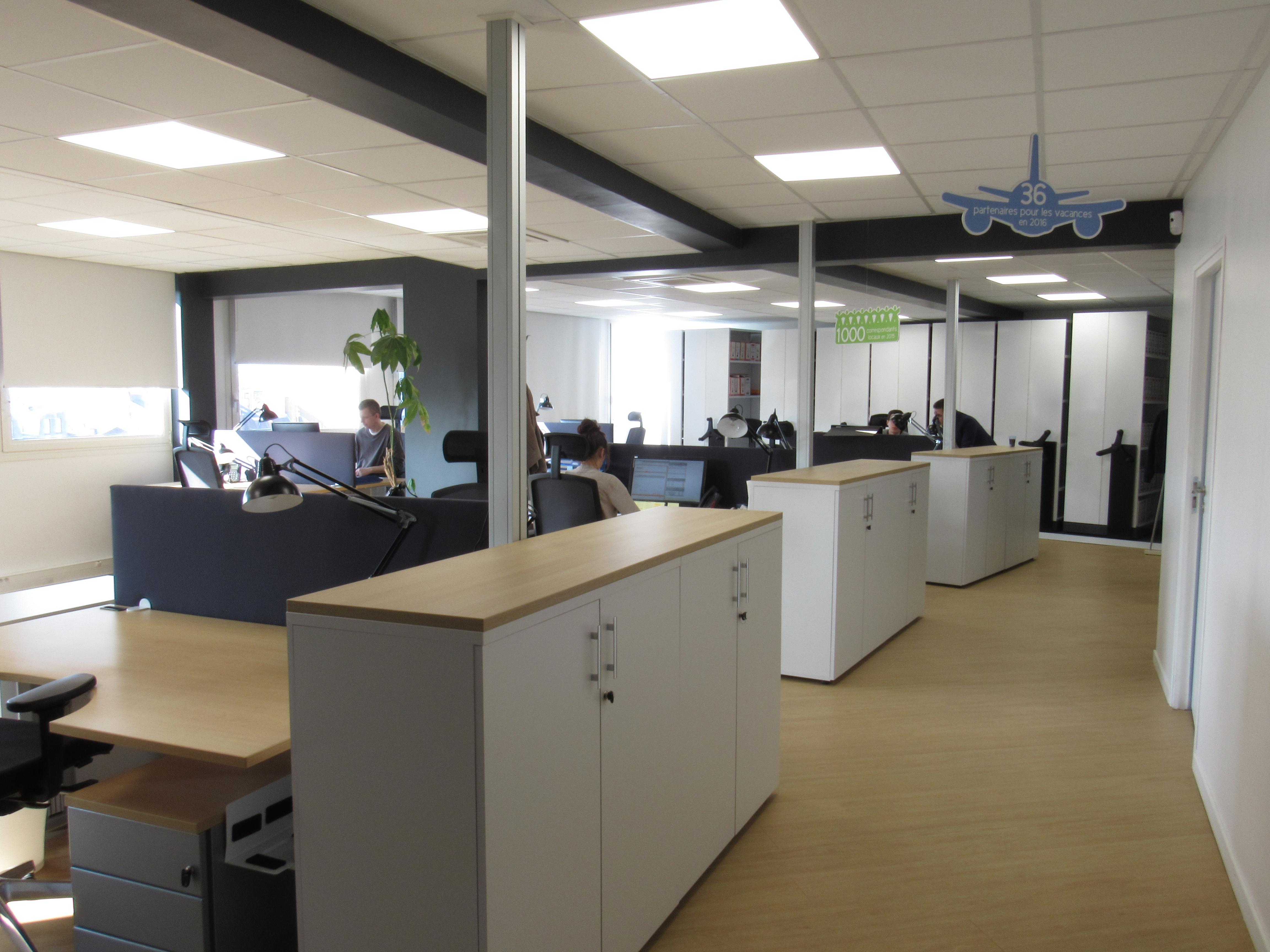 Plurélya architecte intérieur lille bureaux association