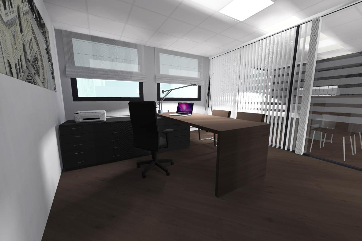 Architecte d interieur bureau: bureaux de zapata y herrera à valence