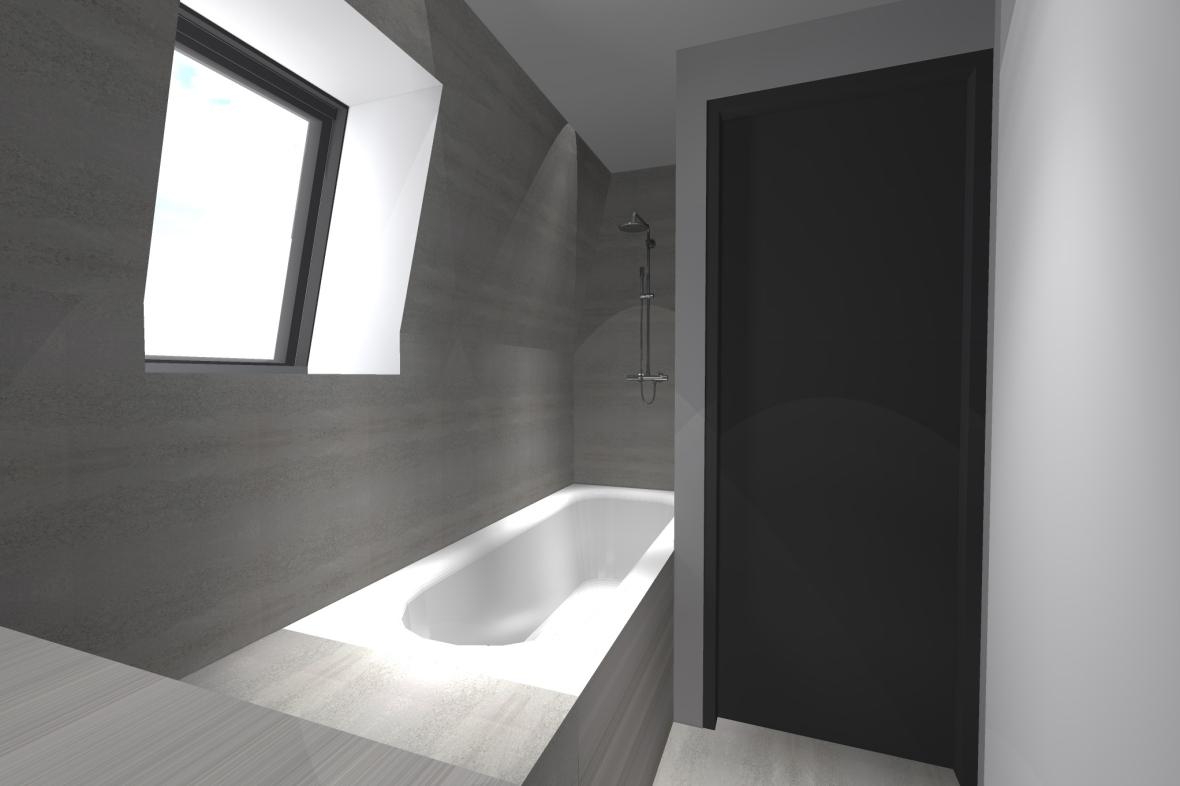 Facade renovation salon maison bondue nord 59 lille l dinterieur architecte agence architecture - Cabinet dentaire mutualiste roubaix ...