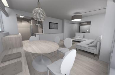 R novation d un appartement l d int rieur - Cabinet dentaire mutualiste roubaix ...